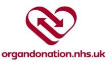 Organ Donation UK NHS logo