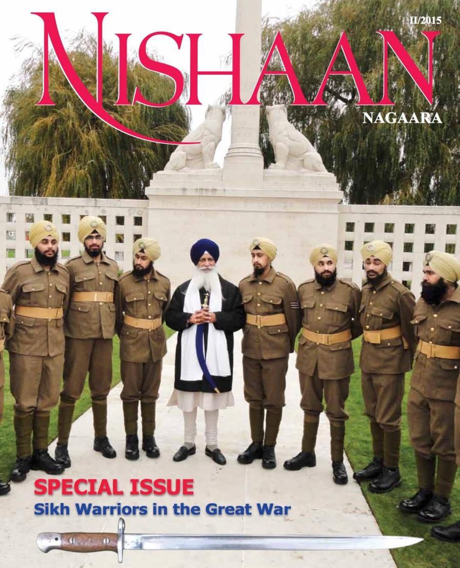 NISHAAN_Sikhs_Wars_ II 2015