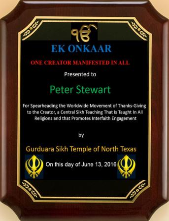 Peter Steward Plaque-Untitled
