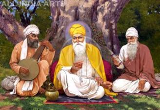 guru-nanak-with-bala-hindu-and-mardana